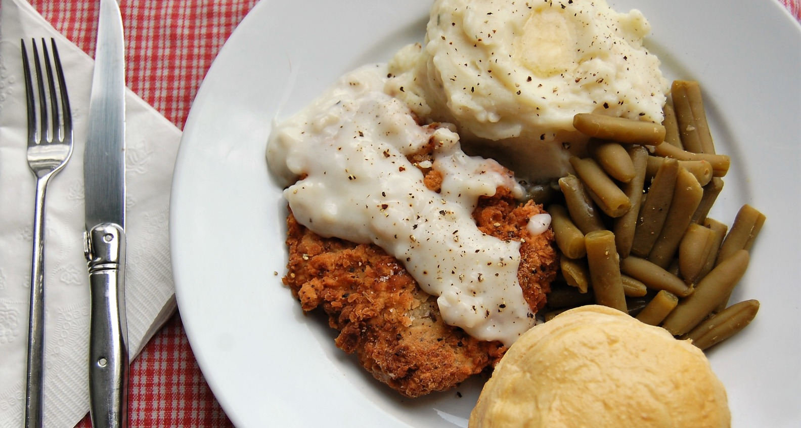 Classic Texas Chicken Fried Steak Southern Kitchen