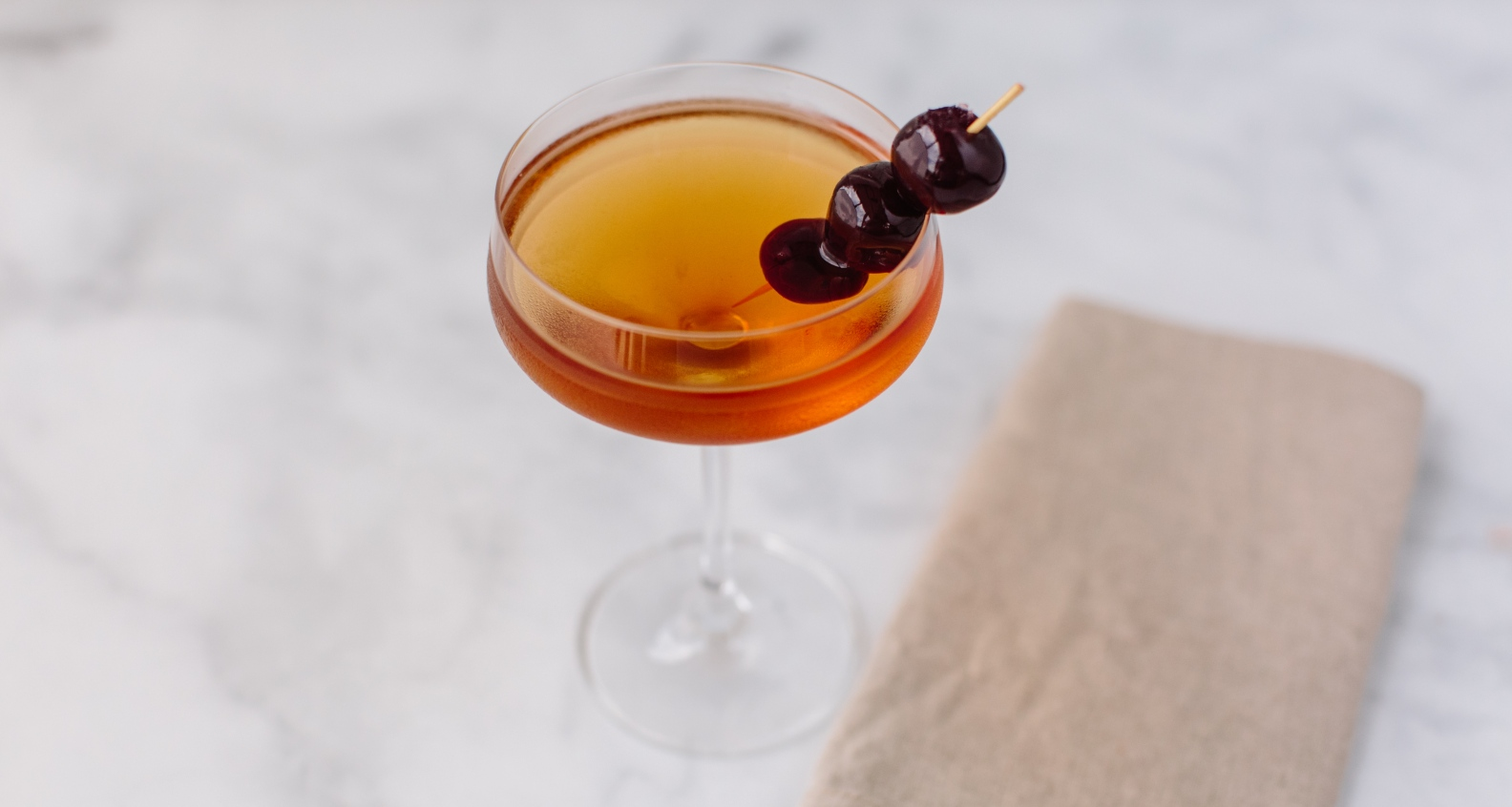 Recipe Classic Manhattan Cocktail Southern Kitchen