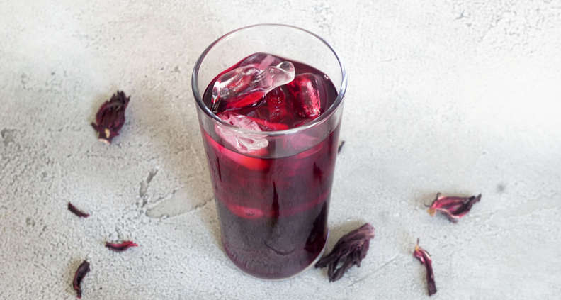 Recipe Iced Hibiscus Tea Southern Kitchen
