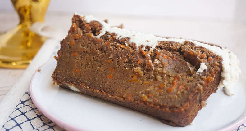 Recipe Vegan Refined Sugar Free Carrot Cake Southern Kitchen
