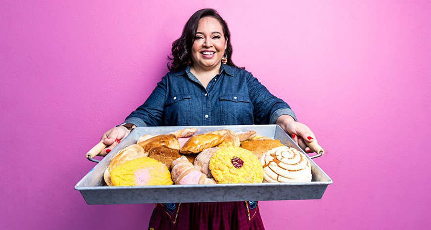 The creator of Sweet Life Bake, Vianney Rodriguez