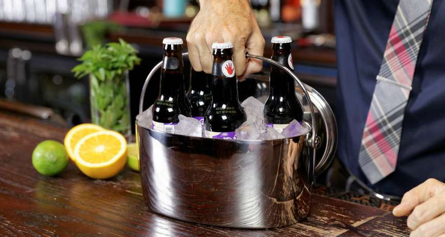 Crafthouse By Fortessa® Ice Bucket with Lid