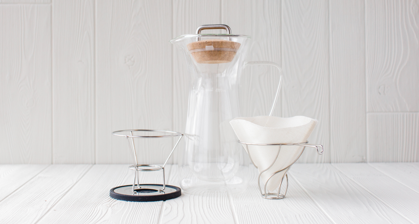 Bolio Designs Pour Over Coffee Kit