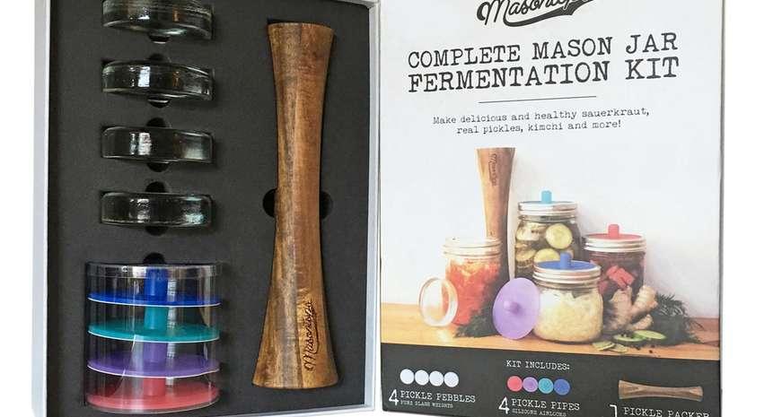 MasonTops Fermentation Starter Kit