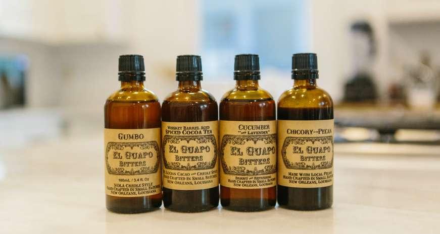 El Guapo Essential Bitters pack