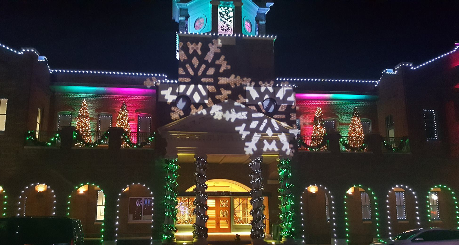 Christmas in Grapevine
