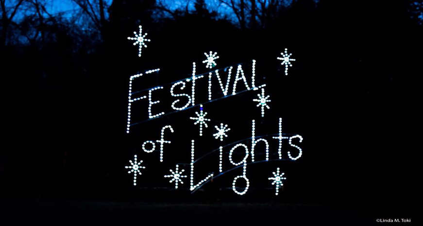 The Bull Run Festival of Lights
