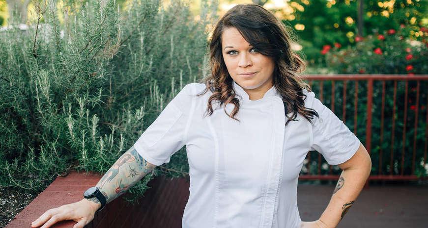 Chef Amanda Ivy