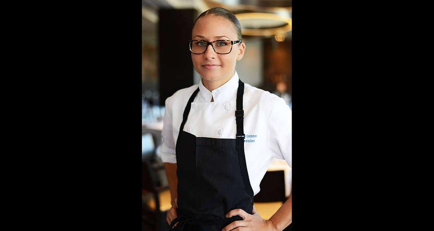 Chef Adrienne Grenier