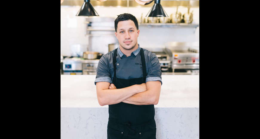 Chef Kyle Jacovino
