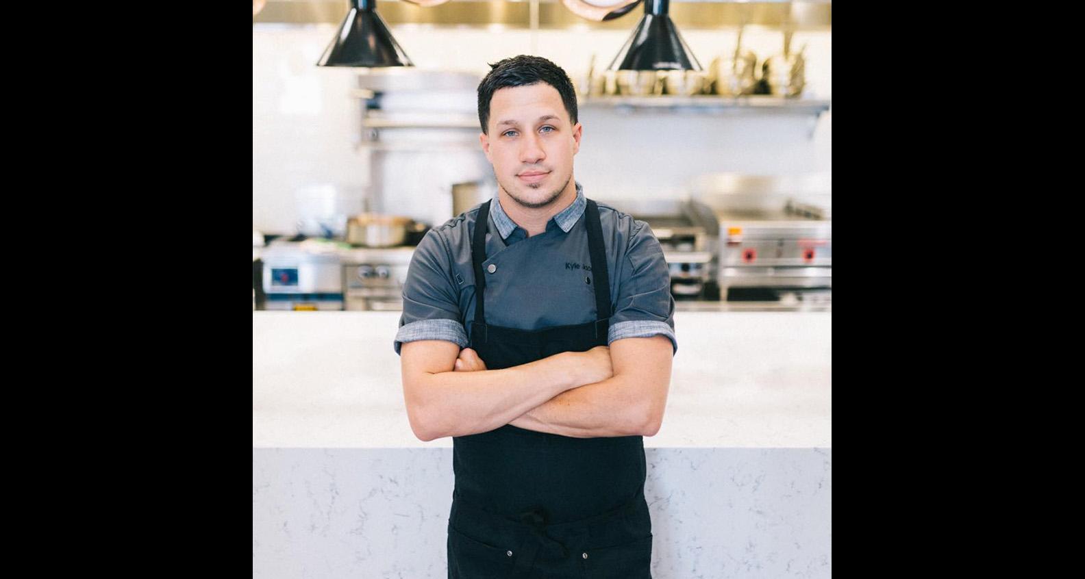 Chef Kyle Jacovino