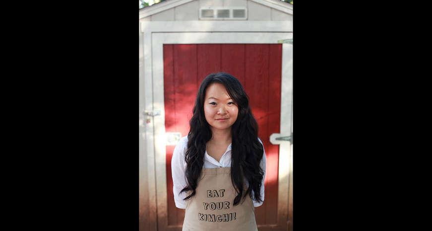Chef Hannah Chung
