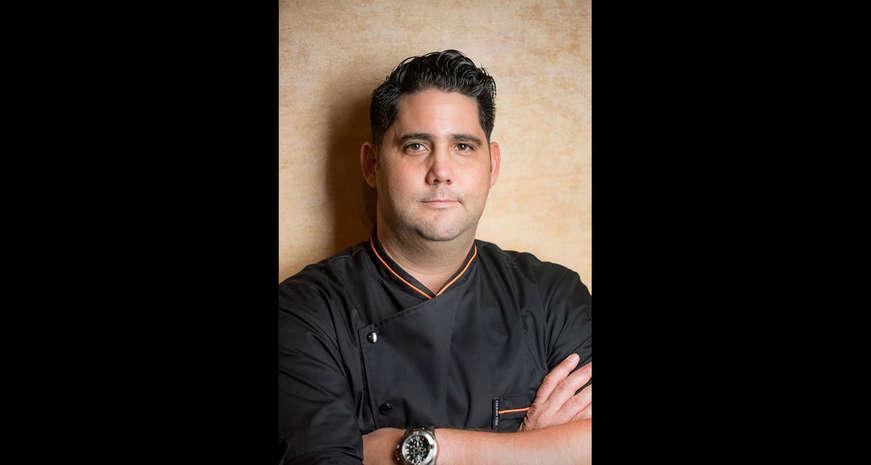 Chef Fernando Martinez