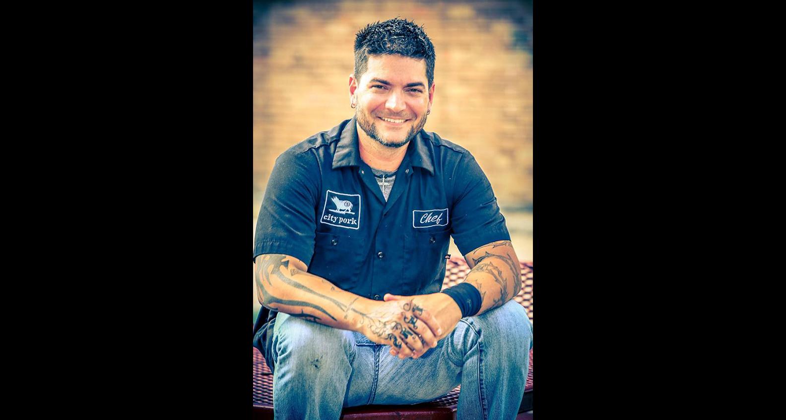 Chef Ryan Andre