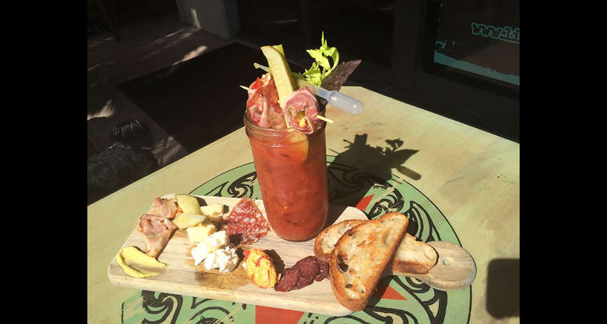 Dirty South Bloody Mary
