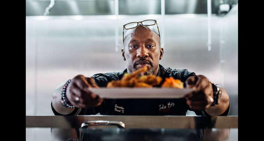 Chef David K. Thomas