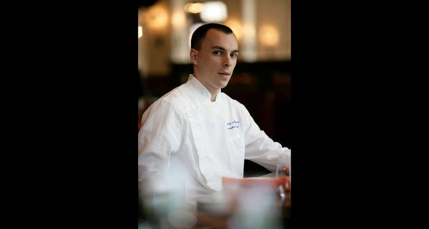 Chef Julian Marucci