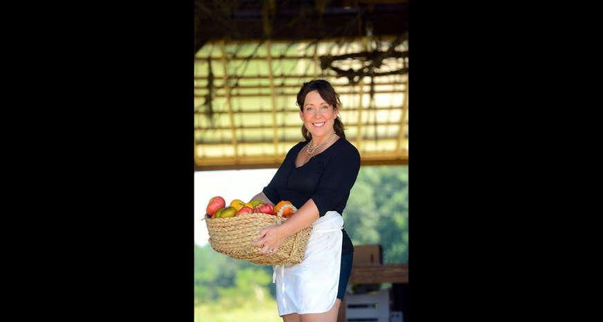 Chef Elizabeth Heiskell