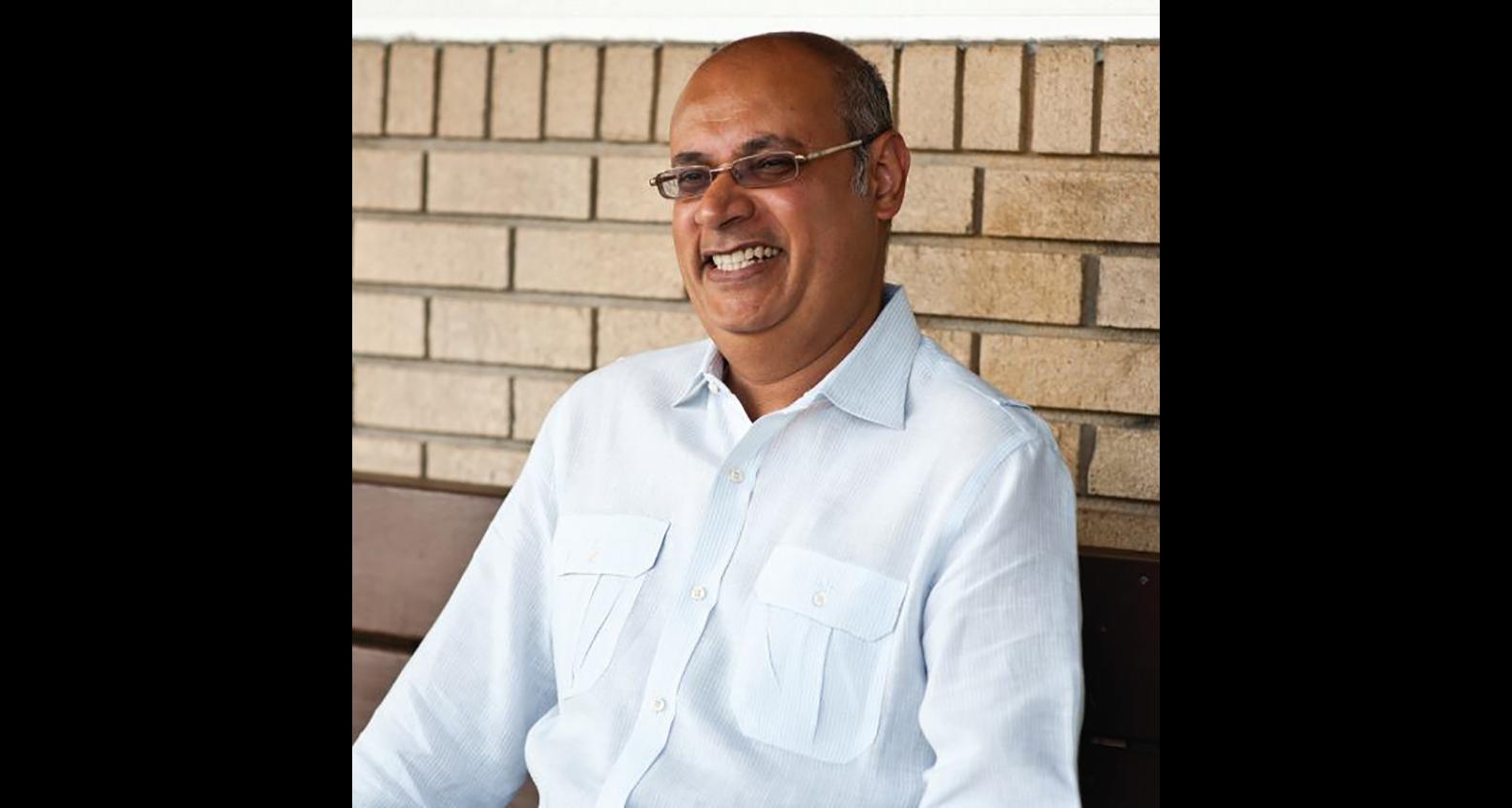 Chef Vishwesh Bhatt