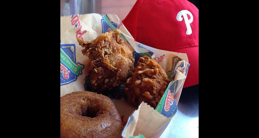 Fried chicken from Federal Donuts
