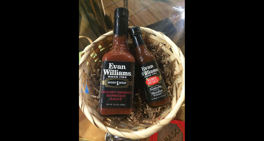Evan Williams Bourbon Hot Sauce