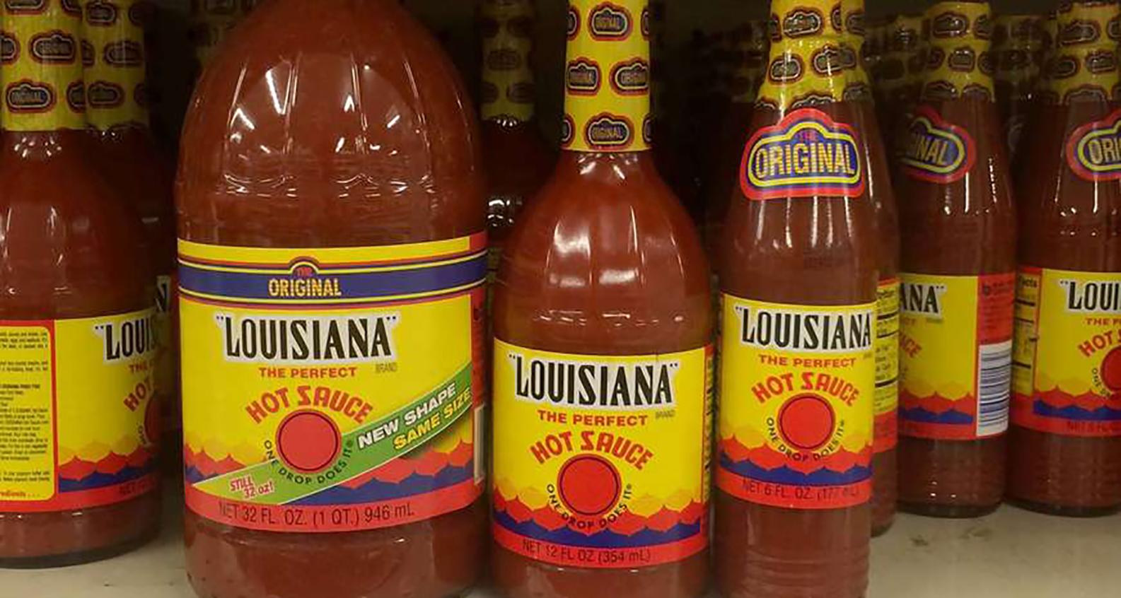 Louisiana Brand Hot Sauce