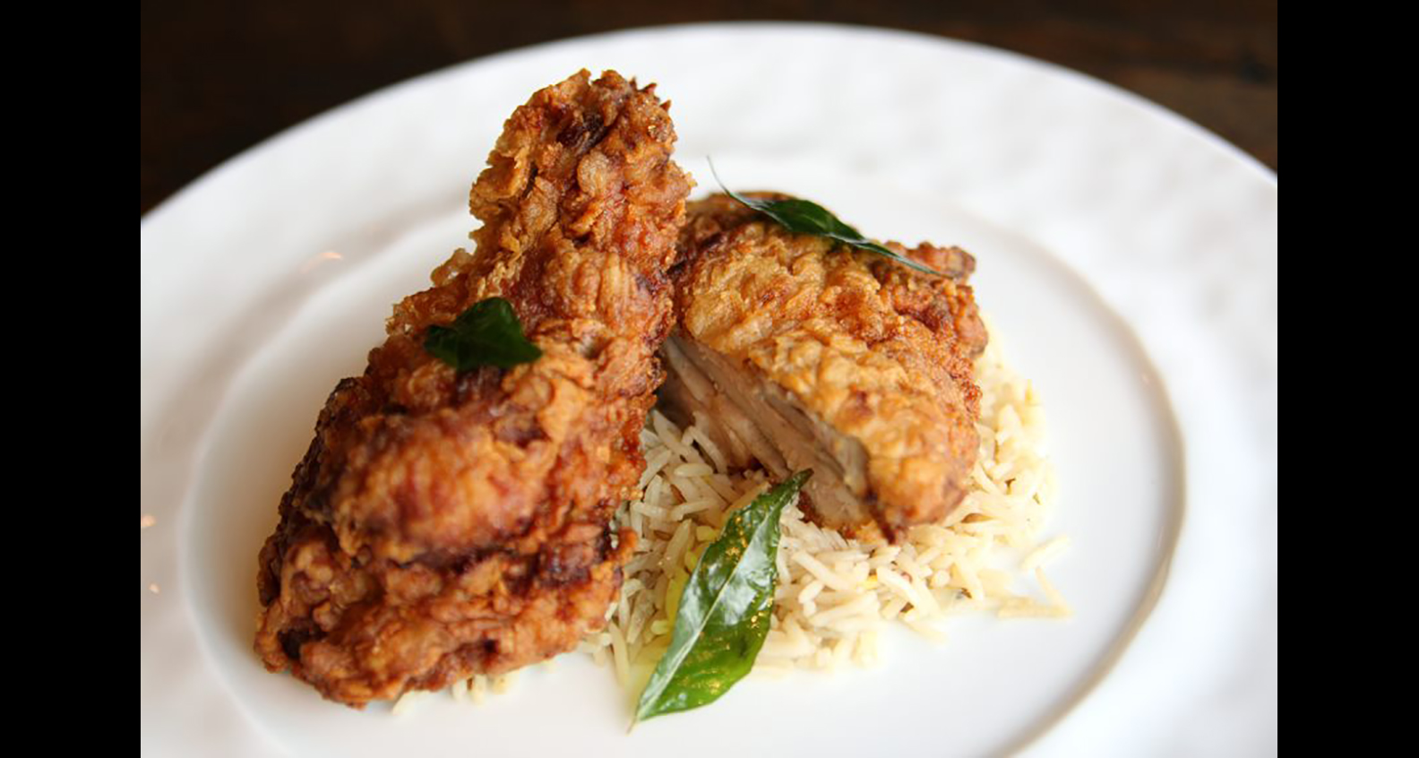 Kerala-style Fried Chicken