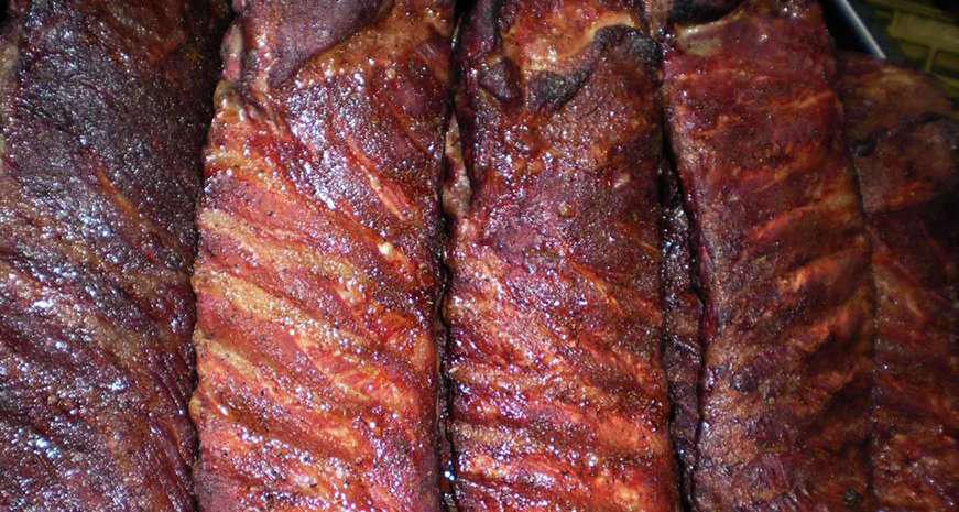 The Pig Out Inn ribs