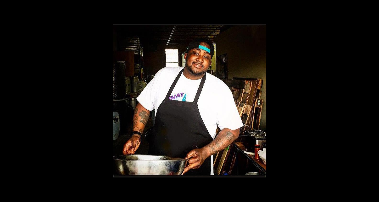 Chef Jamie Barnes
