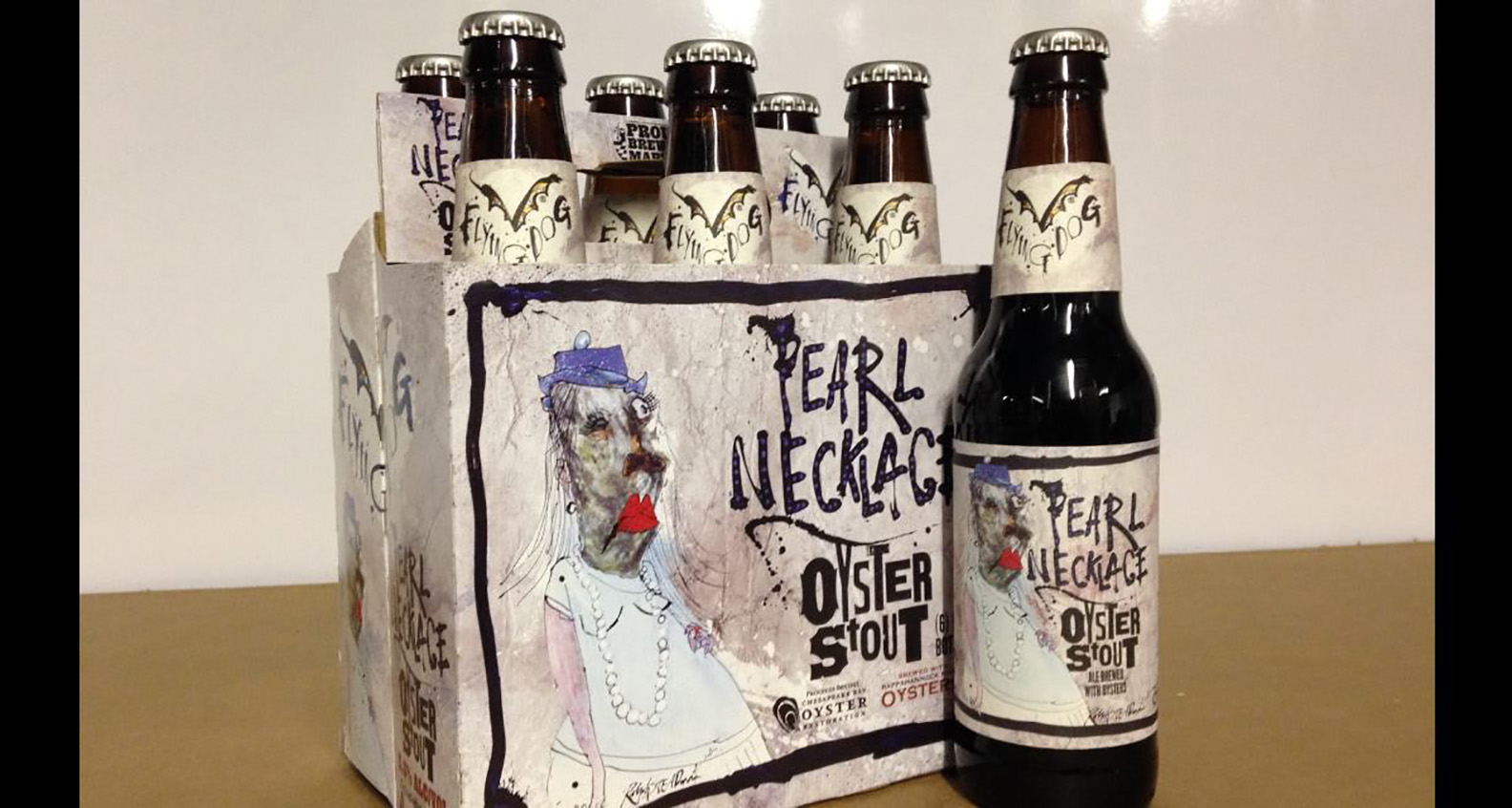 Pearl Necklace Chesapeake Stout