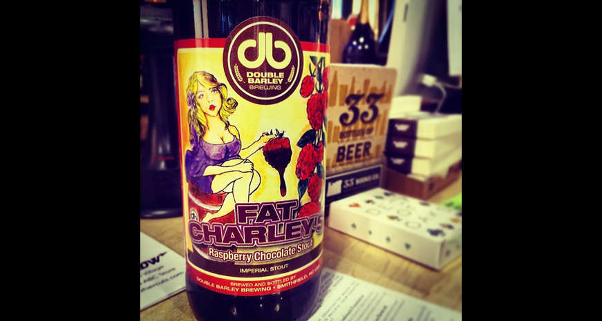 Fat Charley's Raspberry Chocolate Stout