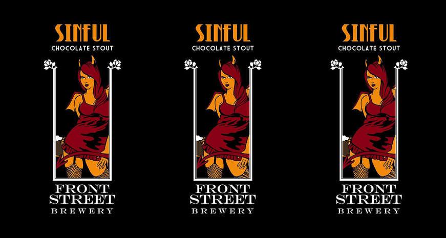 Sinful Stout