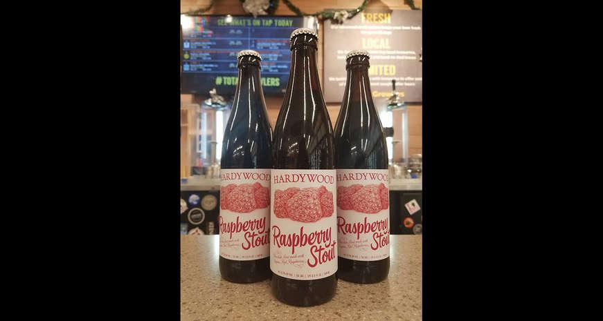 Raspberry Stout