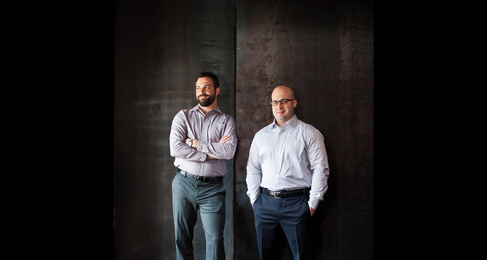 Seth Siegel-Gardner and Terrence Gallivan