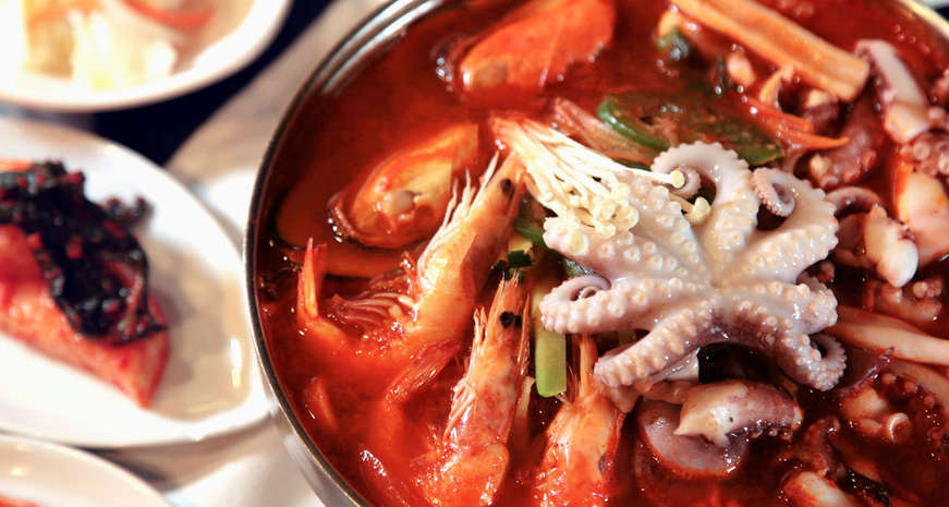 13 Places to eat Korean food in the South