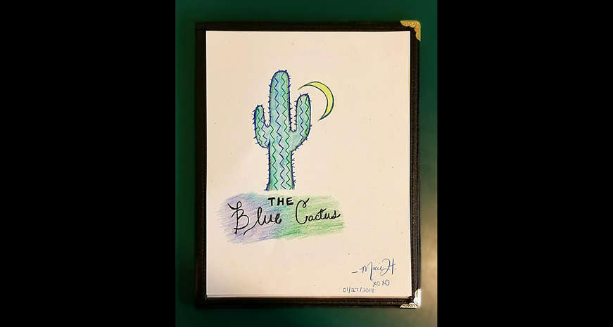 Blue Cactus Café