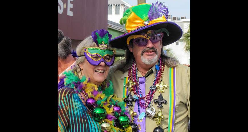 Tybee Mardi Gras