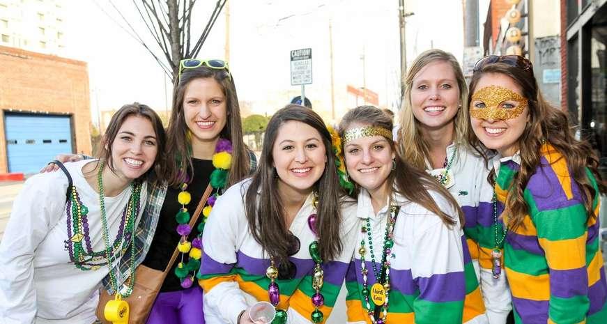 Mardi Gras Streetcar Adventure