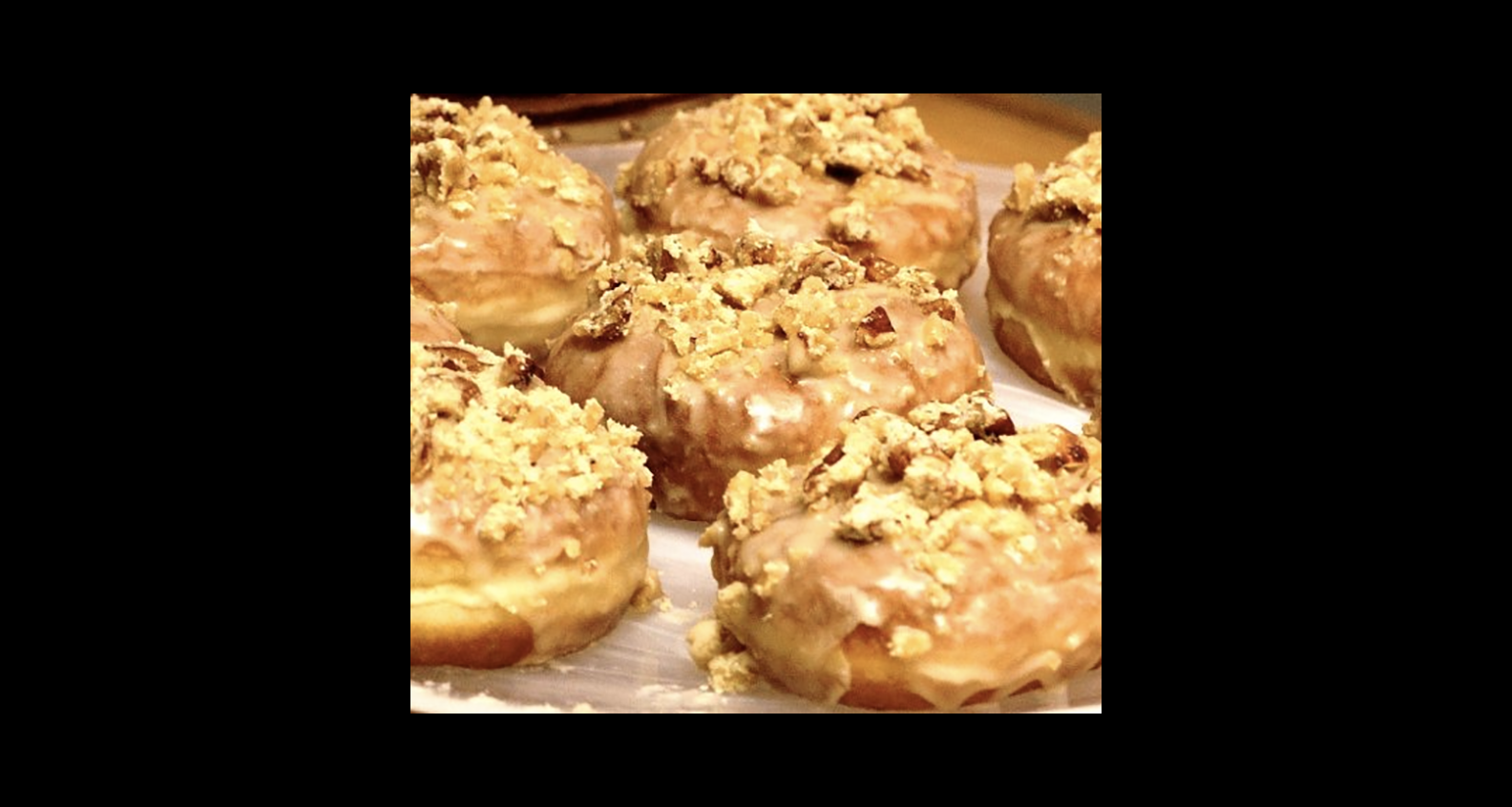 The Charleston doughnut