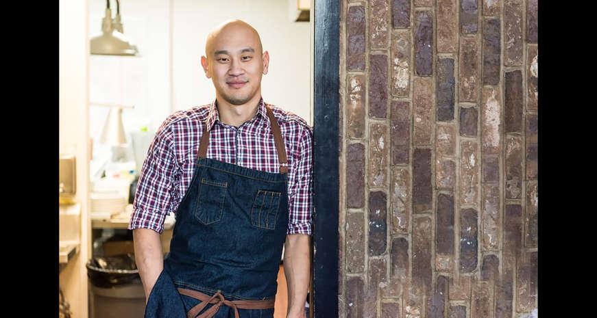 Chef Tim Ma