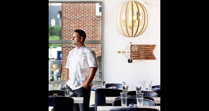 Chef Cathal Armstrong