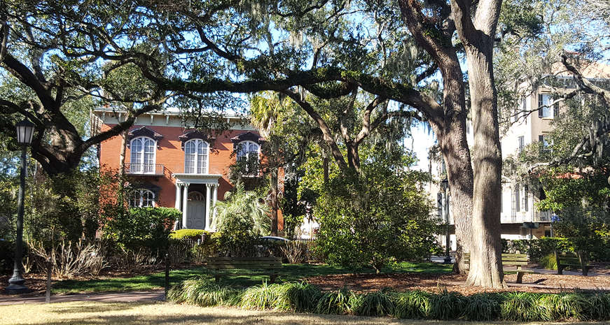 Savannah's Historical District