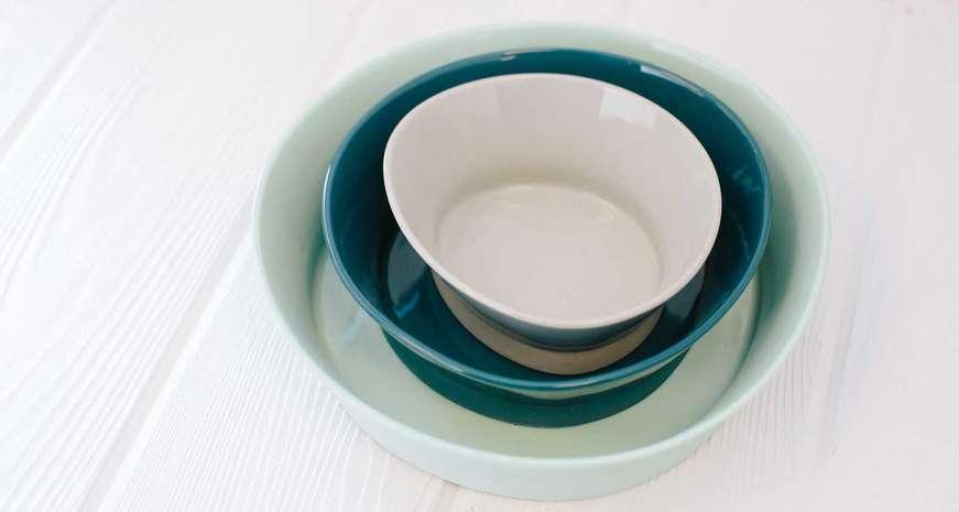 Bean & Bailey Nesting Bowl Set