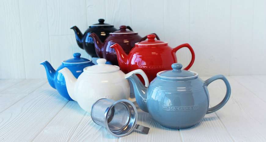 Mason Cash Teapot and Infuser