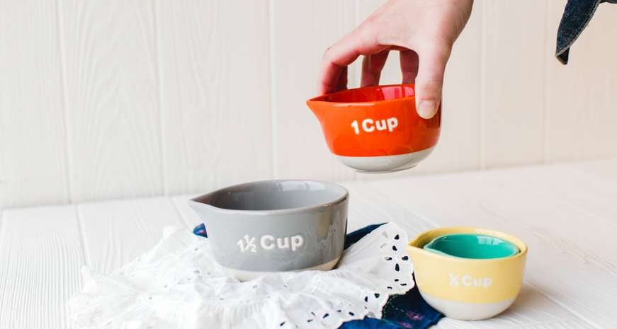 Creative Co-Op Measuring Cups