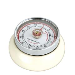 Zassenhaus kitchen timer retor cream