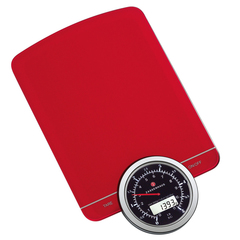 Zassenhaus retro scale red spree