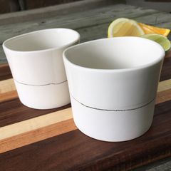 Bean and bailey 2 tone cocktail cup