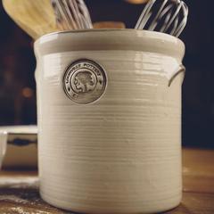 Stoneware   co pickling crock