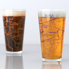 Uncommongreen clemson pint pairs 2
